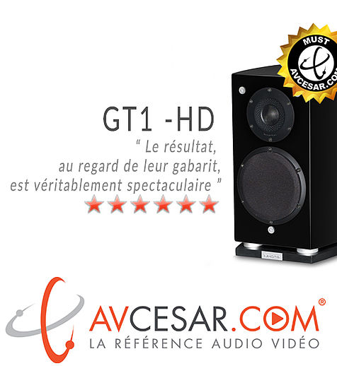 GT1-HD  review by AVCESAR.COM